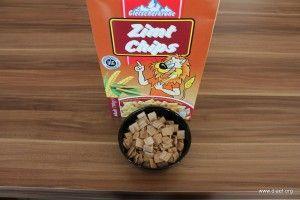 Cornflakevergleich Gletscherkrone Zimt Chips