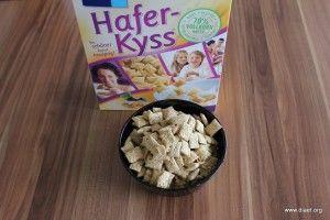 Cornflakevergleich Kölln Cerealien Hafer-Kyss