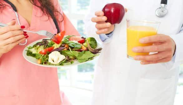Eine Diät machen