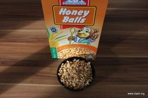 Cornflakevergleich Gletscherkrone Honey Balls