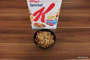 Cornflakevergleich Kellogg's Special K