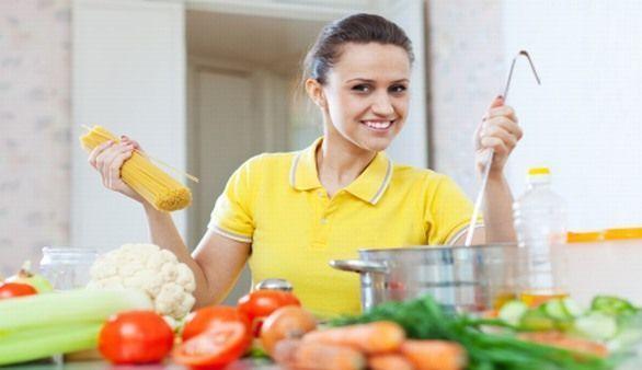 Vegetarisch kochen