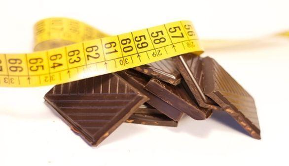 Schokoladen Diät
