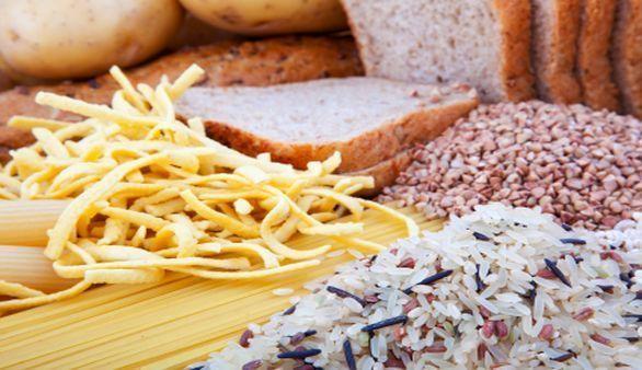 Lebensmittel mit vielen Kohlenhydraten