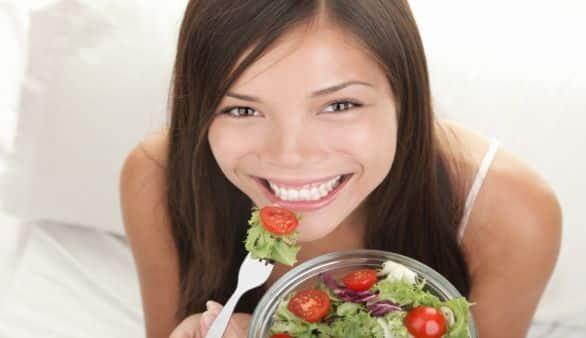 Richtig ernähren
