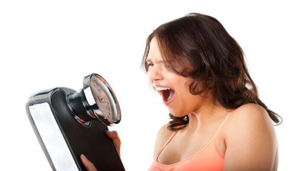 Kein Gewichtsverlust
