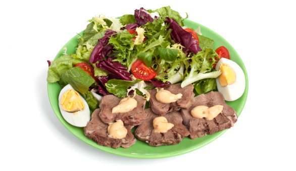 Low Carb Mahlzeit