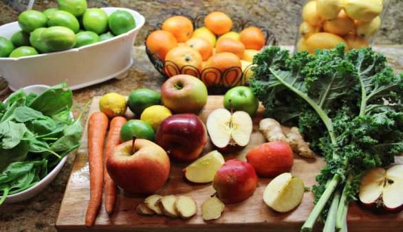 Vollwertige Ernährung